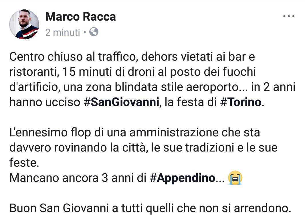 #SanGiovanni