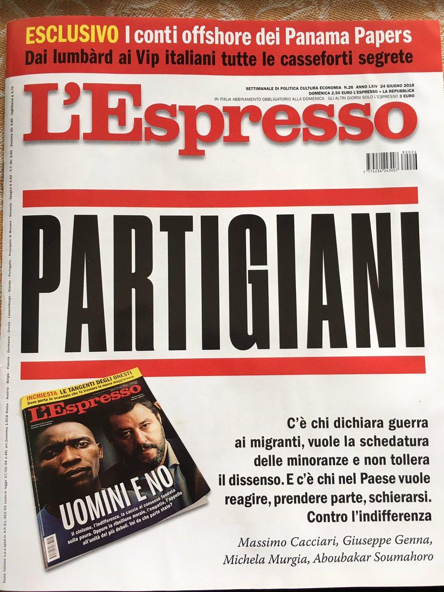 #Partigiani