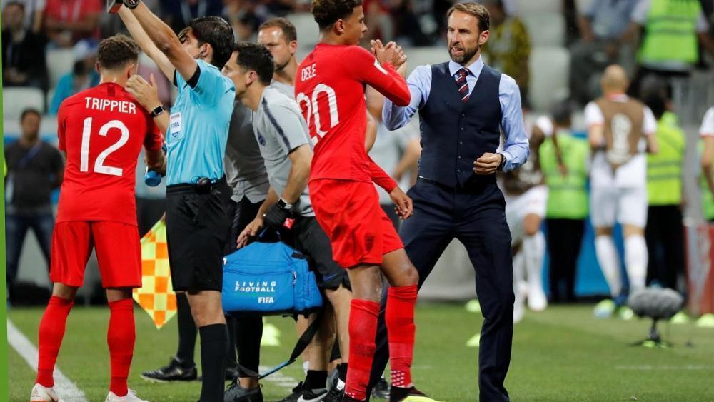World Cup live: England V Panama