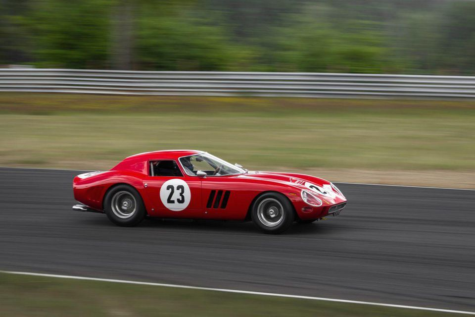 test Twitter Media - This 1962 Ferrari 250 GTO selling at $45M could be the most expensive car ever sold https://t.co/WCV9FNeMdb https://t.co/a2XTgrG0gu