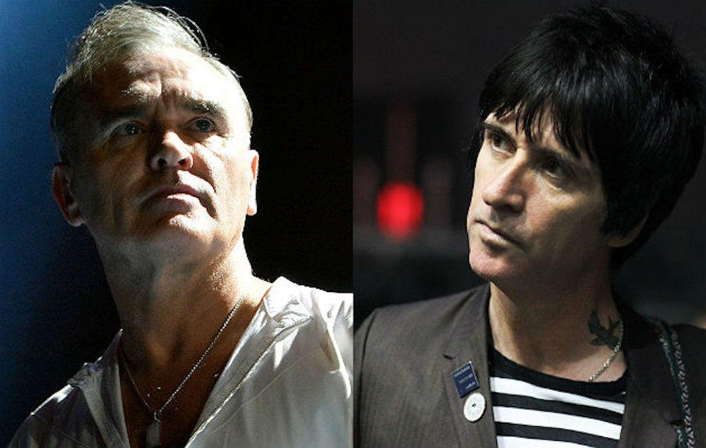 Johnny Marr says he doesn't 'feel any need to stick by' Morrissey https://t.co/QRCLg5PygA https://t.co/JM8pa7MBgJ