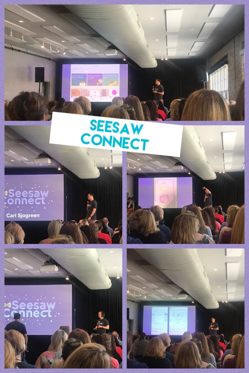 test Twitter Media - Opening session at #SeesawConnect #d30learns https://t.co/5U6CXlGJh4