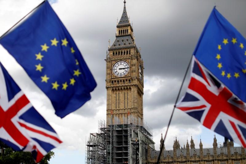 Half of EU business leaders cut UK investment over Brexit: survey https://t.co/zR3LDfOVtj https://t.co/lbDEB5MiDP