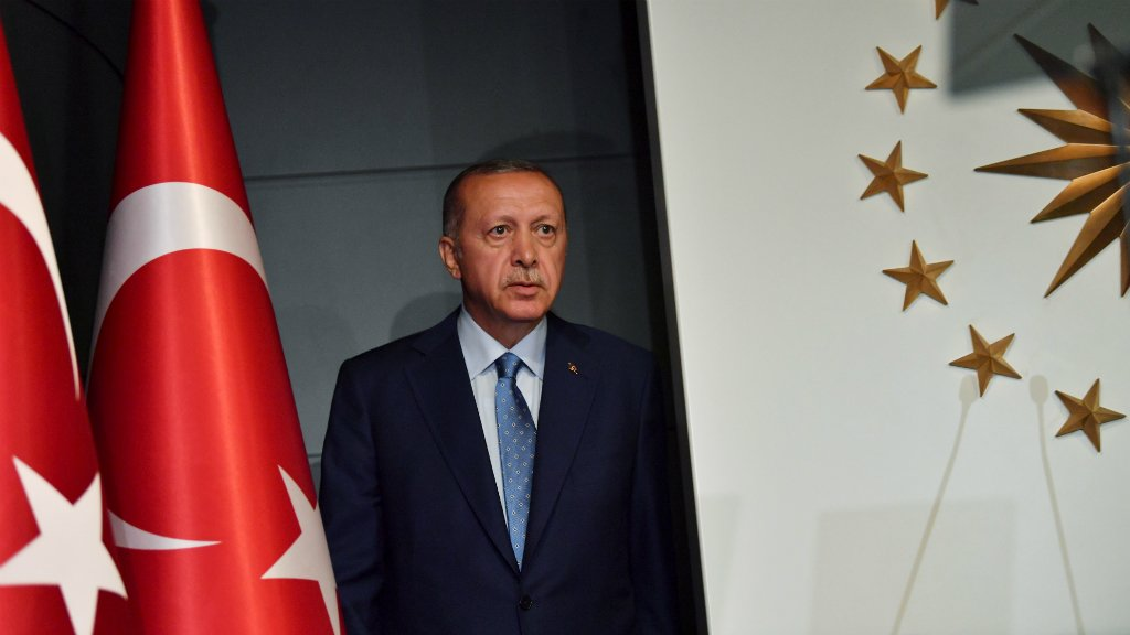 Erdogan claims Turkey election win but opposition says not conceding