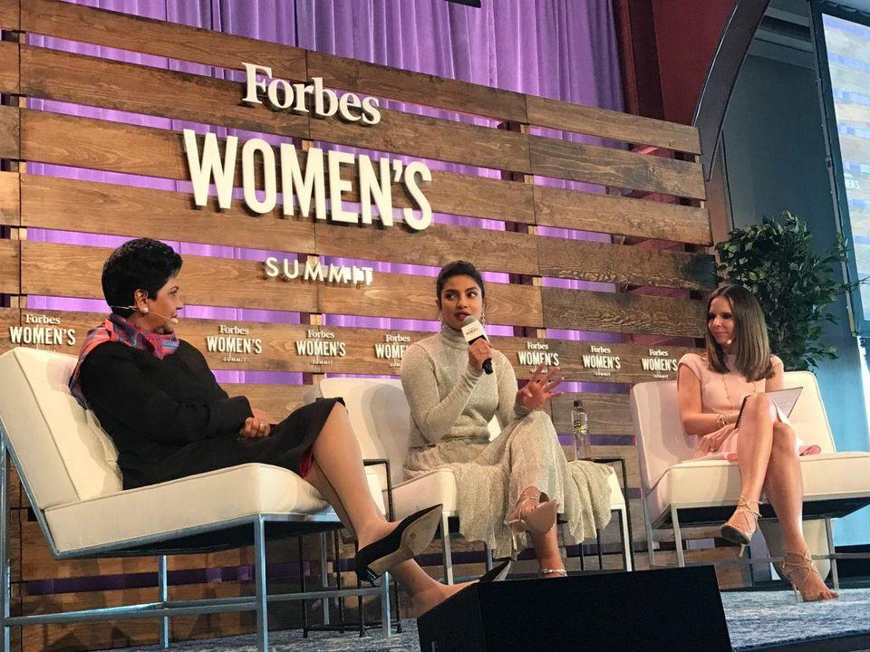 test Twitter Media - Pepsi CEO Indra Nooyi share advice about success--and it involves 'Sex and the City'  https://t.co/n90FYyLf61 #ForbesWomen https://t.co/UfNIWcnTqx