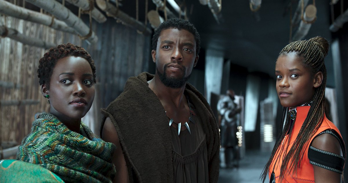 BETAwards: BlackPanther wins Best Movie