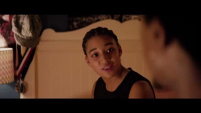 TheHateUGive trailer: Racial tensions flare up after white cop fatally shoots black teen