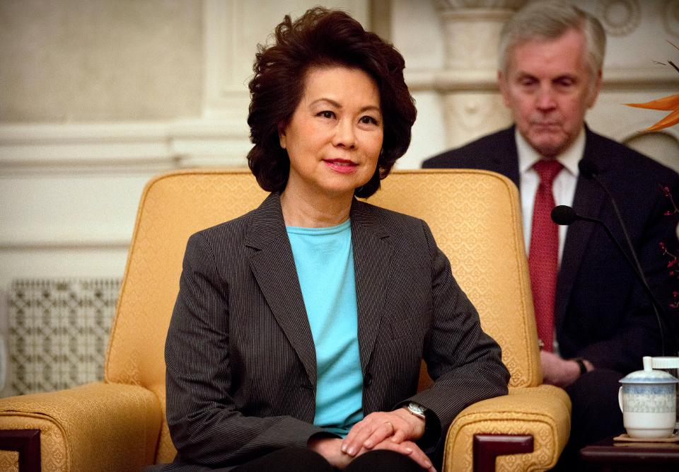 test Twitter Media - Elaine Chao's American dream: from humble immigrant to U.S. Secretary of Transportation https://t.co/VeK3PHnDxG https://t.co/PXJ7dRInPC