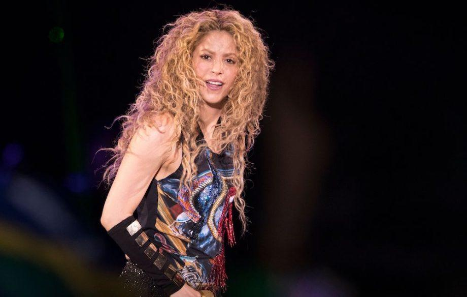 Live Nation apologise after Shakira's tour merchandise appears to include Nazi imagery https://t.co/BrWQdMUGLz https://t.co/4oyRSLGTnM