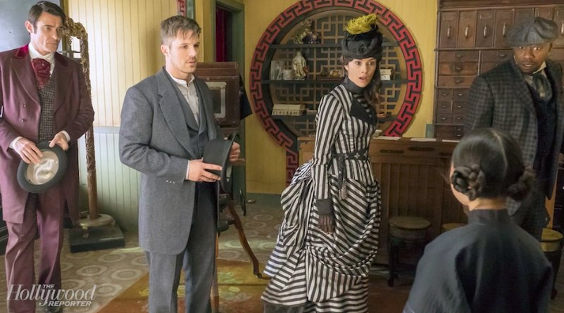 Timeless canceled (again) at NBC