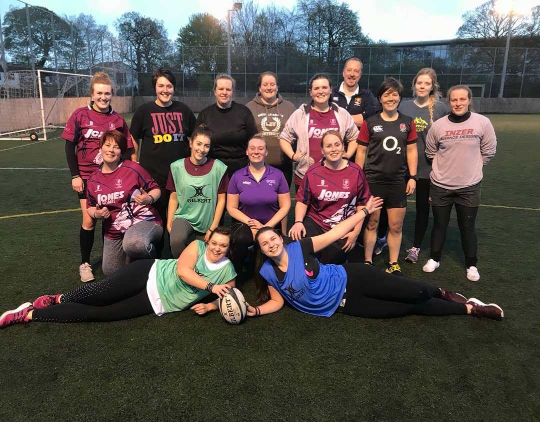test Twitter Media - The girls at Macclesfield RUFC have been working hard over the Summer months! All abilities welcome, come and give it a go! 🏉Summer Training at the club: Friday 6.30-7.30pm Sunday 1-2.30pm #maccrugby #Macclesfield  #girlsrugby #rugbyfamily #rugbygirls https://t.co/kJq3tXOUzn