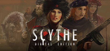 You can now play Scythe on your PC! Can this game get any better? https://t.co/AxoxgUKHcj https://t.co/gsICCTEMtb