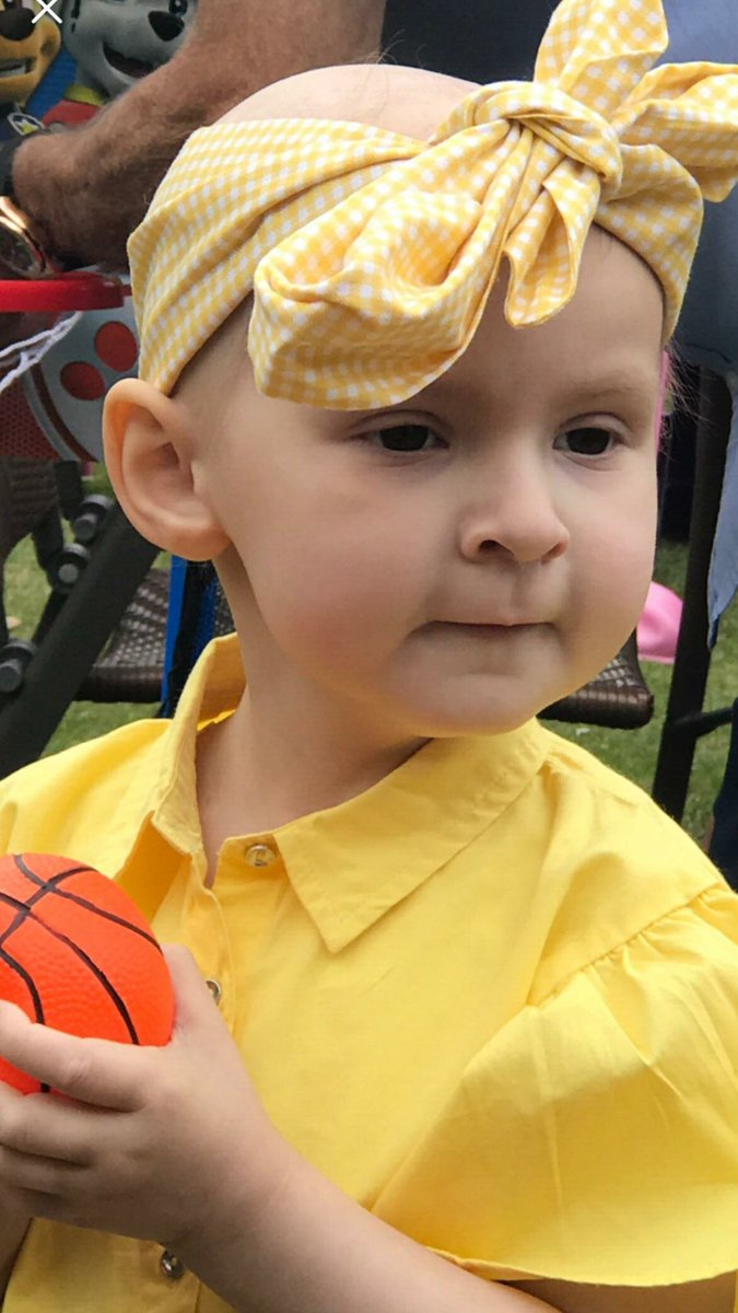 RT @islasfight: Isla starts another tough week of chemotherapy, God bless you Isla. Love @islasfight #Teamisla ????❤️ https://t.co/8PRiFCvVhy