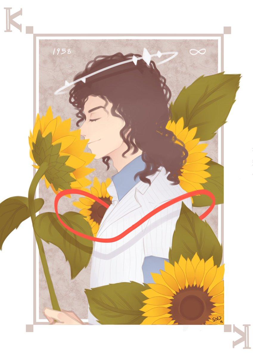 RT @sn_dichie: Sunflower memories   #9YearsWithoutMichaelJackson https://t.co/H8Cs09LcFK