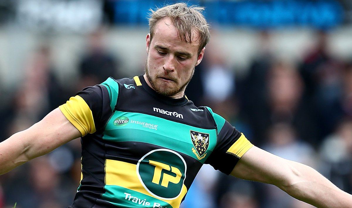 "test Twitter Media - ""It's been a privilege to wear the black, green and gold."" Northampton Saints scrum-half Tom Kessell is to leave after three seasons with the Premiership club. ➡️ https://t.co/tfqDPjKt0o https://t.co/lxNDBB1eTs"