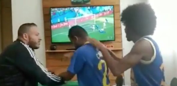 Here's how a deaf and blind Brazil fan enjoys the World Cup: https://t.co/0zhnUwanky https://t.co/Aqyhxomufj