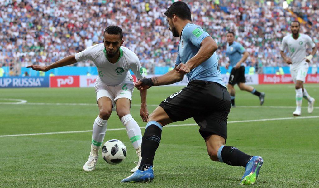 test Twitter Media - 🔜 🇺🇾 - 🇷🇺 Enjoy @LuisSuarez9 🤩  #WorldCup ➡️ https://t.co/jK7jgFRV3p  #ElEquipoQueNosUne #ururus https://t.co/7eEEKyCQpD