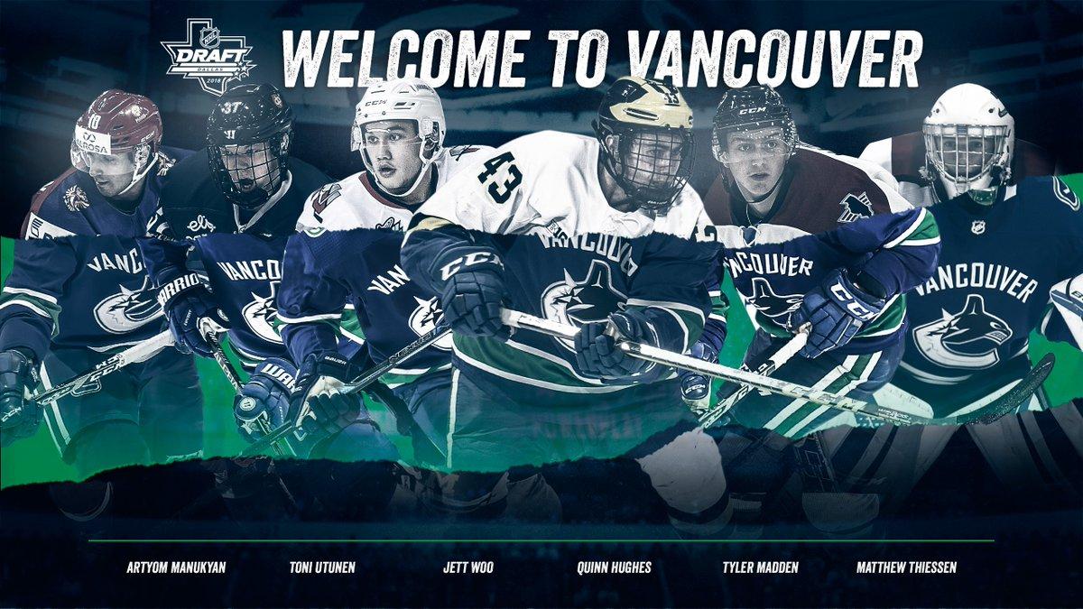 #NHLDraft