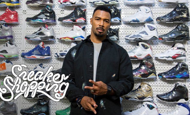 Ghost goes Sneaker Shopping with @Complex  - https://t.co/n9VrHVtvsq | POWER returns July 1st! https://t.co/8Ula0oL75R