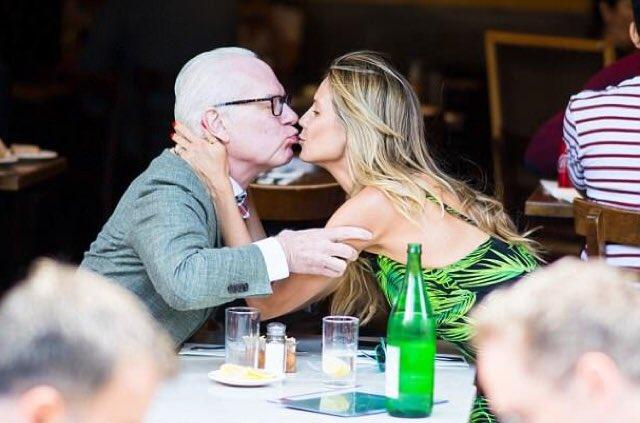 Look at my dapper lunch date @timgunn ????????  #loveyoutothemoonandback  #makeitwork  #aufwiedersehen https://t.co/GIPYleMmPT