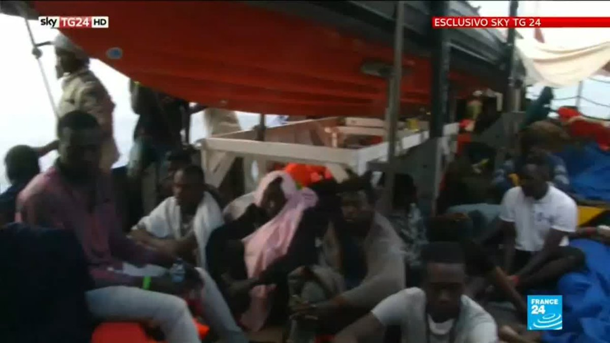 ?? Italy: PM Conte says Malta will allow the Lifeline migrants boat to dock