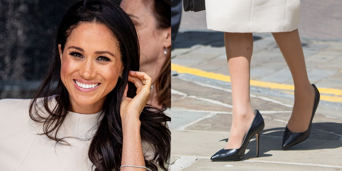647ea756e31 Here s Why Meghan Markle Always Wears Shoes That Are Too Big for Her https