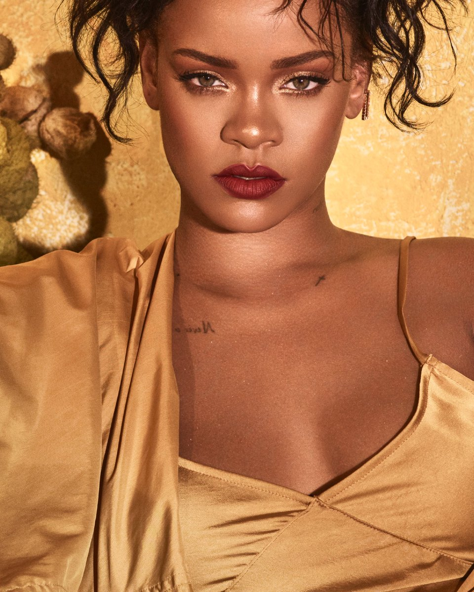 10 dayz til you can get some #MOROCCANSPICE . The eyeshadow palette is out next Fri July 6th! @fentybeauty https://t.co/2QX148pHCv