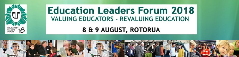 test Twitter Media - Just 6 weeks to go until ELF 2018! Education Leaders Forum: Valuing Educators - Revaluing Education 8&9 August in Rotorua. For all the details see https://t.co/MqxPMs74og https://t.co/ZiJFWf4np2