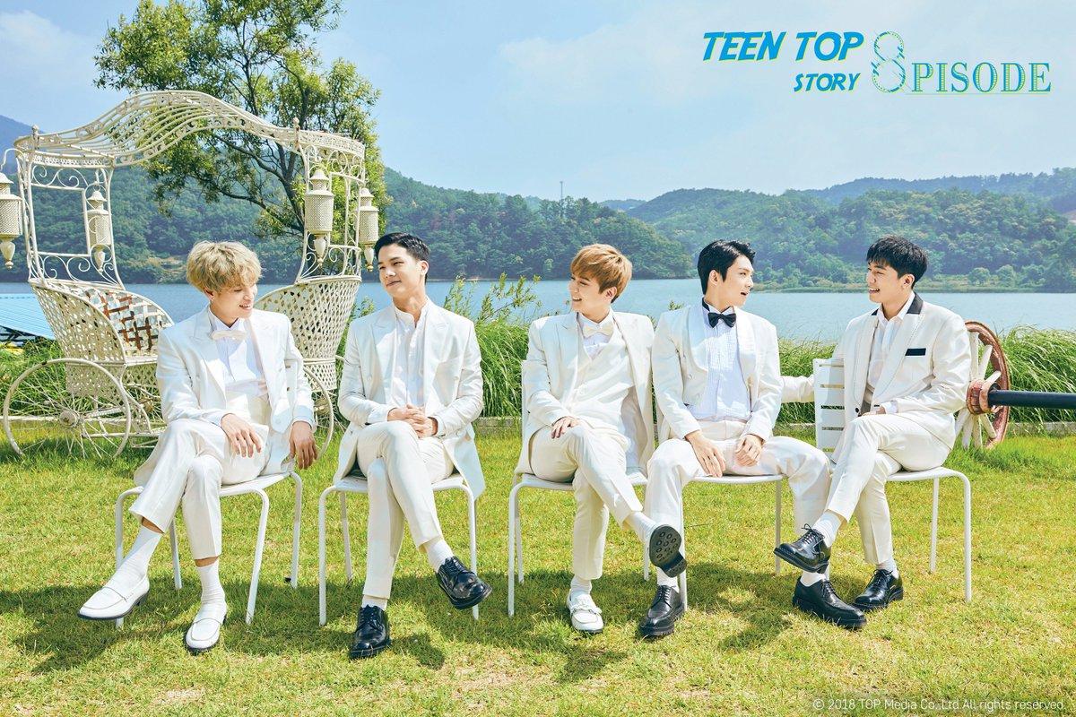 RT @TEEN_TOP: TEEN TOP STORY : 8PISODE OFFICIAL PHOTO  #틴탑 #TEENTOP #TEENTOP_STORY #8PISODE https://t.co/vJ2SMAs6NS