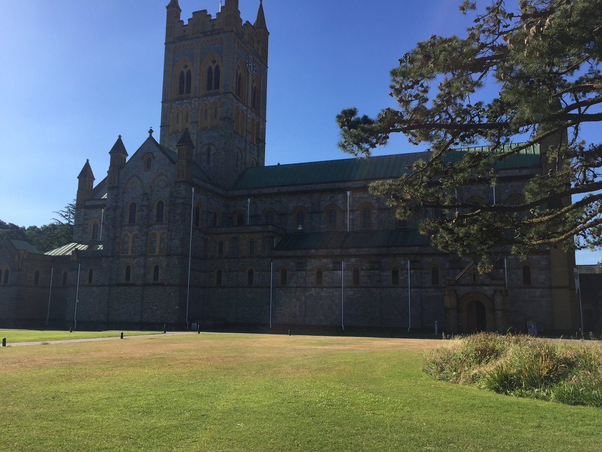 test Twitter Media - I've been staying here at Buckfast Abbey overnight with our Coordinating Pastors. We've been reflecting on pastoral leadership in Christ - helped by the glorious weather! https://t.co/DBbZ2wHAZ3