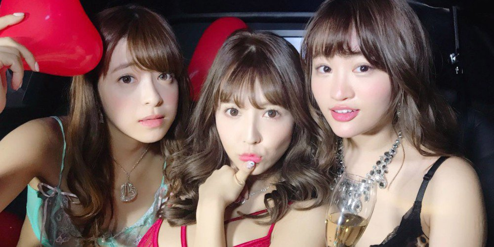 Japanese Av Girl Group Honey Popcorn Decide To Hold Their 19 Fan Meeting For Free