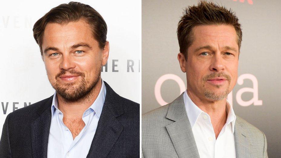 First look: Leonardo DiCaprio, Brad Pitt in Tarantino's Sharon Tate drama