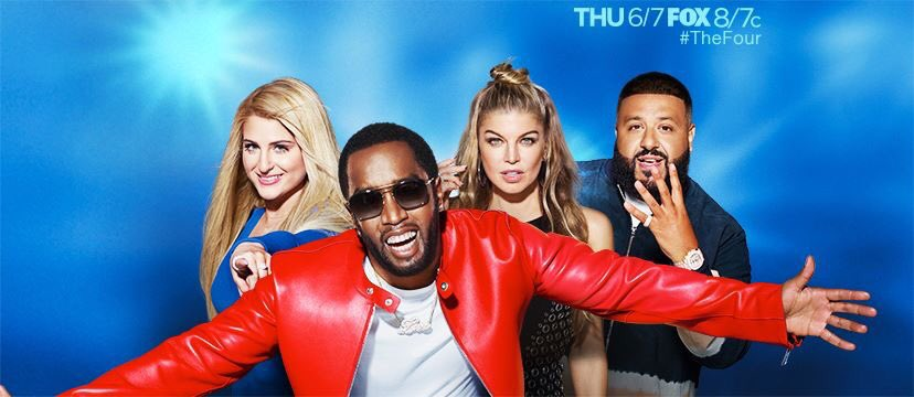 Come see @meghan_trainor, @djkhaled, @diddy and me at #TheFour! https://t.co/ZEbJ8SY7EW https://t.co/lZlEVeKKyx