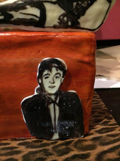 Happy birthday McCartney