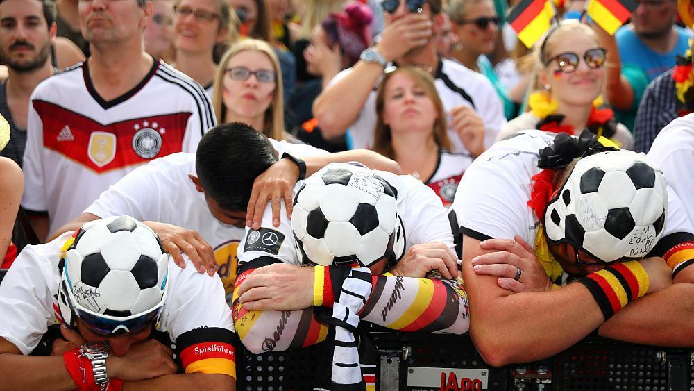 WorldCup curse strikes Germany — who are the other victims?