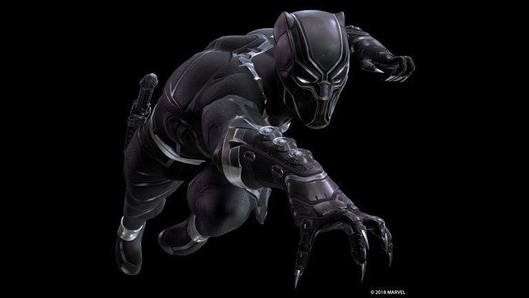 BlackPanther joins roster of Marvel heroes in new Oculus VR game