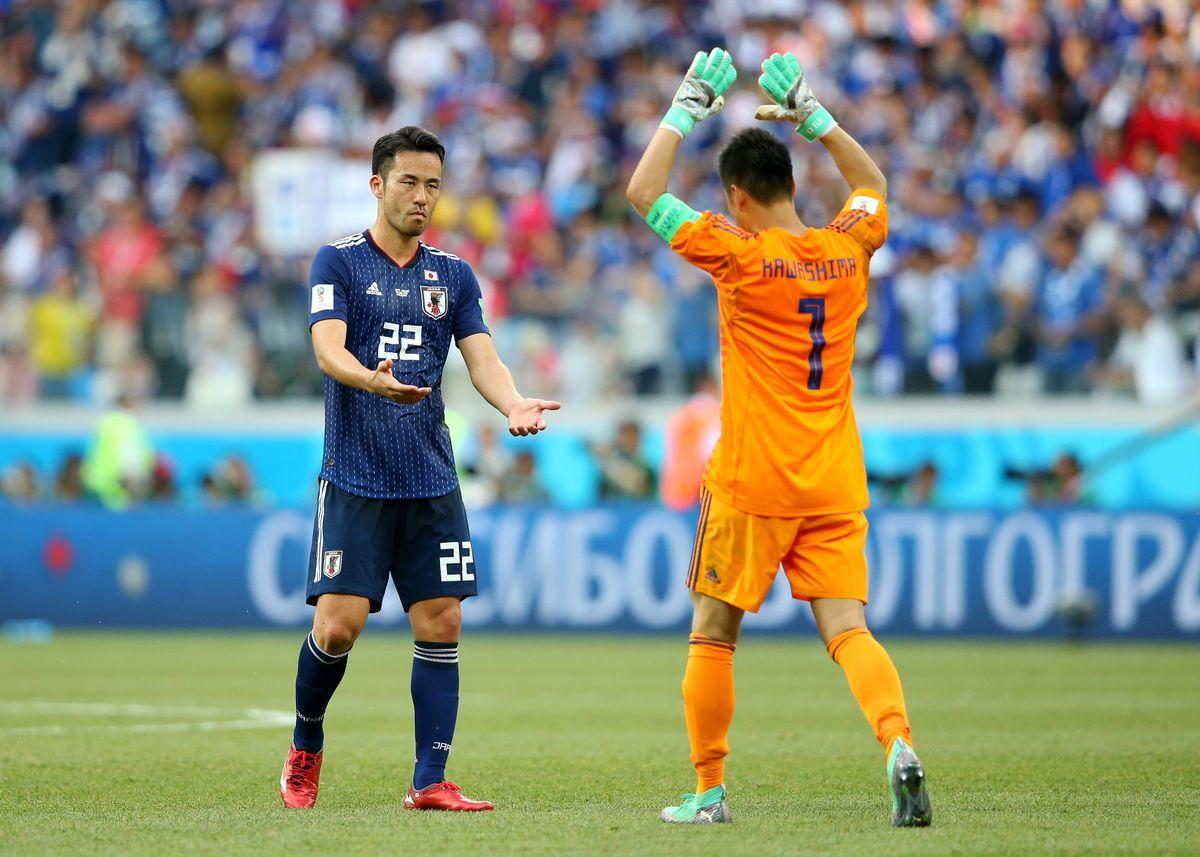 Japan advance at World Cup despite 1-0 loss to Poland @Globe_Sports