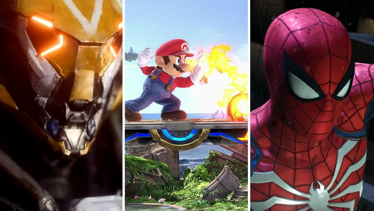 Game Critics Awards: Best of E3 2018 nominees unveiled