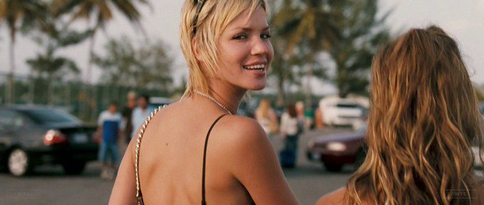 Happy Birthday to Ashley Scott who\s now 41 years old. Do you remember this movie? 5 min to answer!