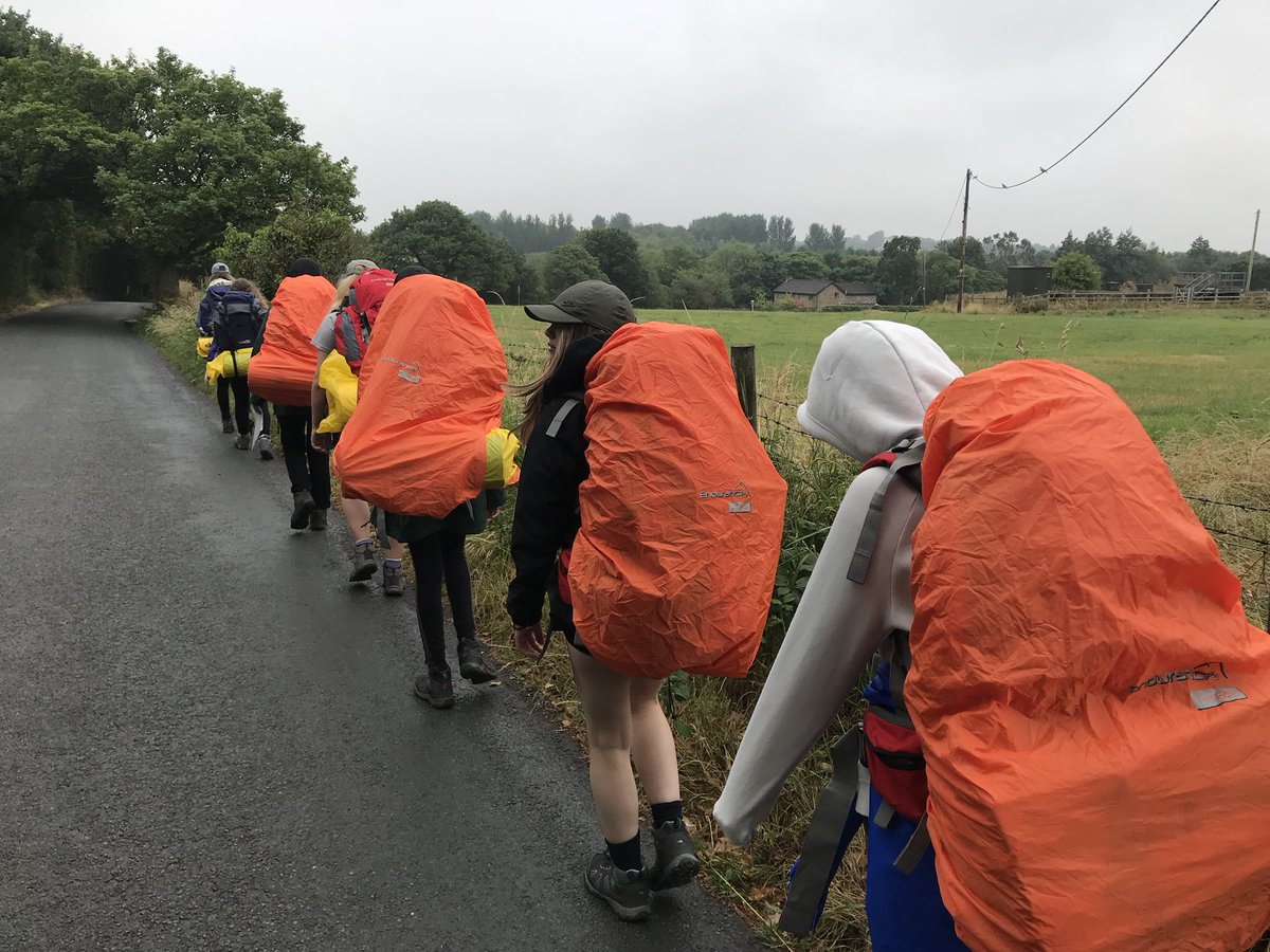 test Twitter Media - And they're off! #DofE https://t.co/u1syuHJSy3