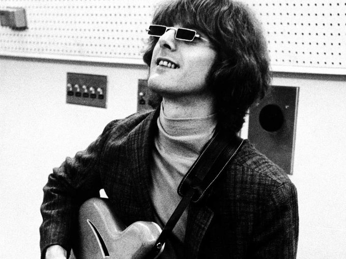 Happy Birthday to Roger McGuinn best known for his work with The Byrds, born July 13th 1942