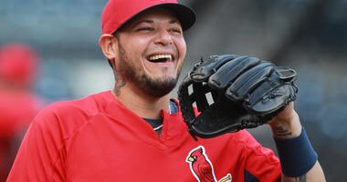 Happy Birthday, Yadier Molina... one of the best to ever get behind the plate.