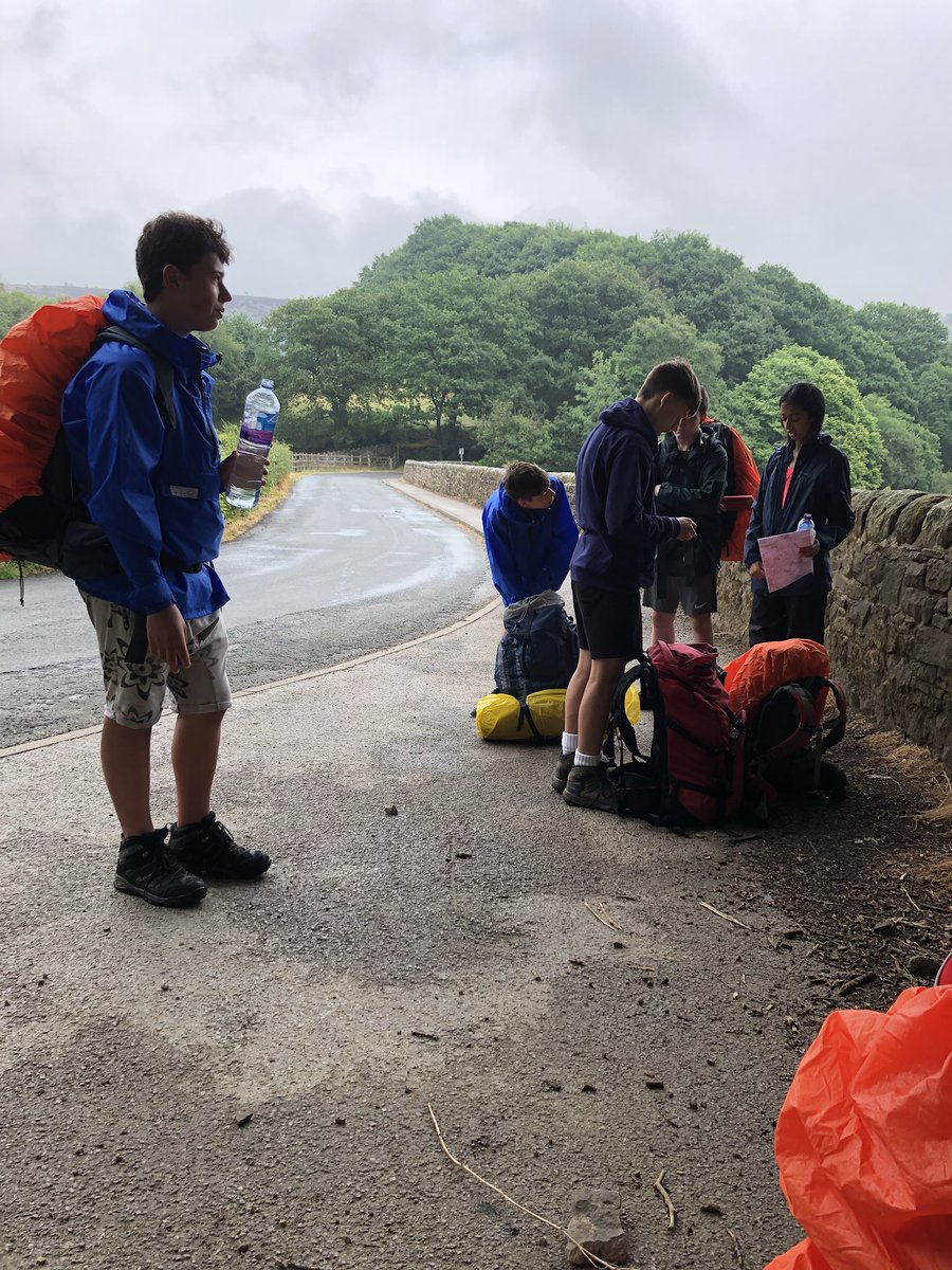 test Twitter Media - Lot's of great teamwork and communication skills shown this morning #DofE https://t.co/KrzTnBhk3T
