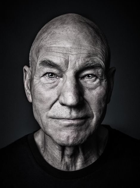 Happy Birthday Patrick Stewart!
