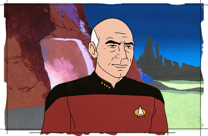 Happy 78th Birthday to Patrick Stewart ...