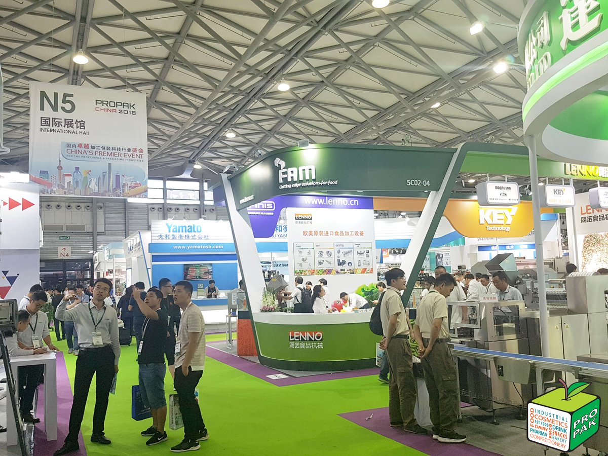 test Twitter Media - Day 3 at ProPak China has wrapped! Thank you to everyone who exhibited and visited this year. We look forward to welcoming you back in June 2019! #seeyouthere #propakchina #propakchina2018 #propak https://t.co/HUUJyC2jbw