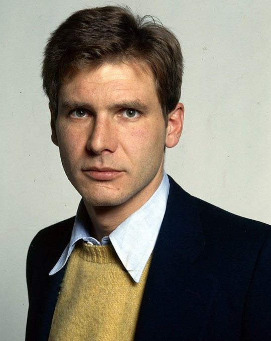Happy 76th Birthday to the legendary Harrison Ford! (July 13, 1942)