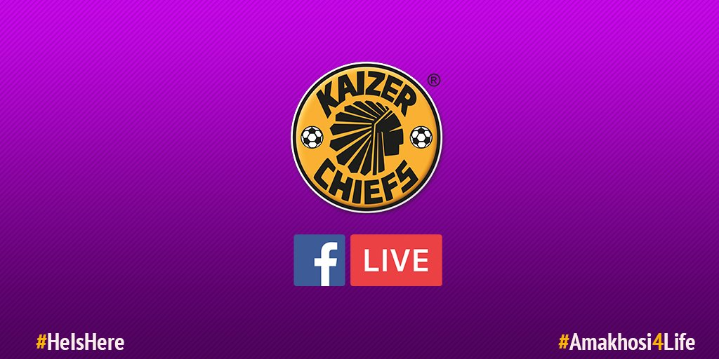 Who is here? Find out at 13:25. #HeIsHere #Amakhosi4Life https://t.co/opJt0DcTcE