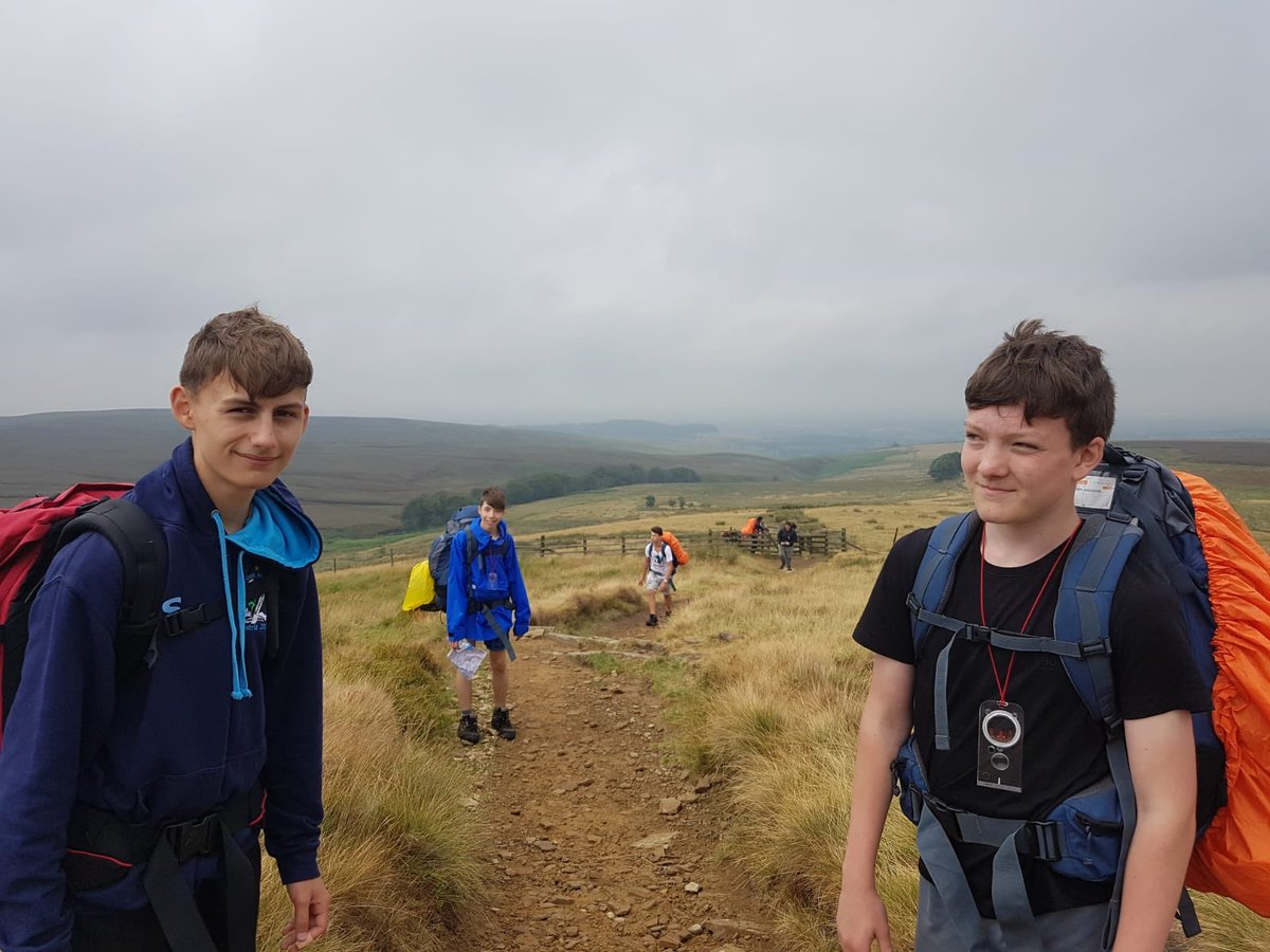 test Twitter Media - Lunch time at the top of great hill #views #DofE https://t.co/6VDYAo2RlV