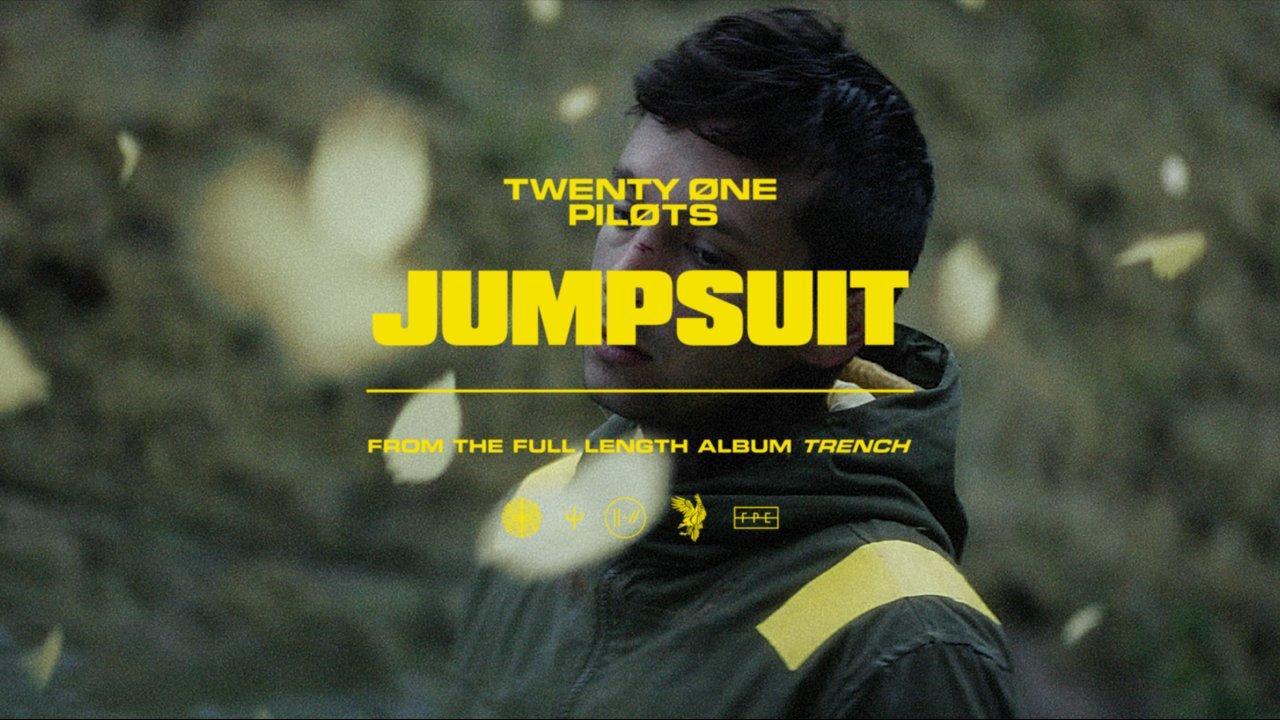 Watch @twentyonepilots's new video for 'Jumpsuit'   -// https://t.co/HP7lfbLljf https://t.co/sPgVxbOoyu